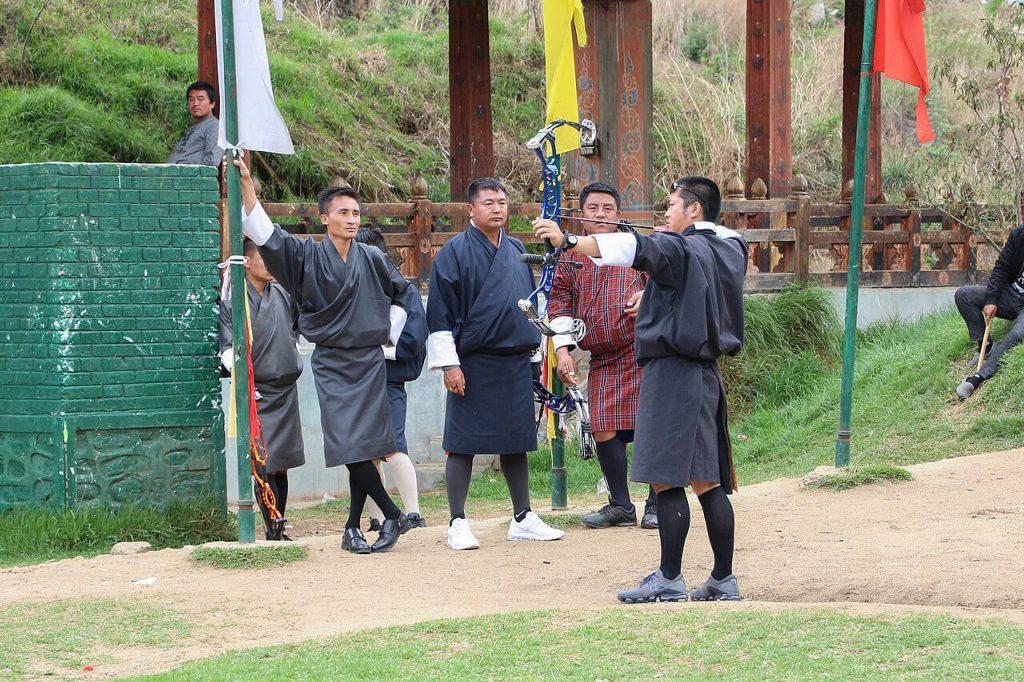 Archery-in-Butan